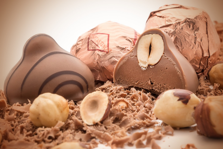 Σοκολατίνι  φουντουκιού