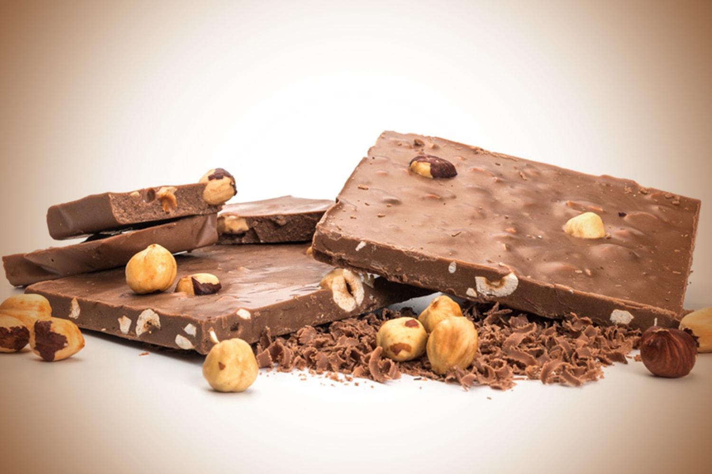 Γάλακτος φουντούκι - Milk chocolate hazelnut