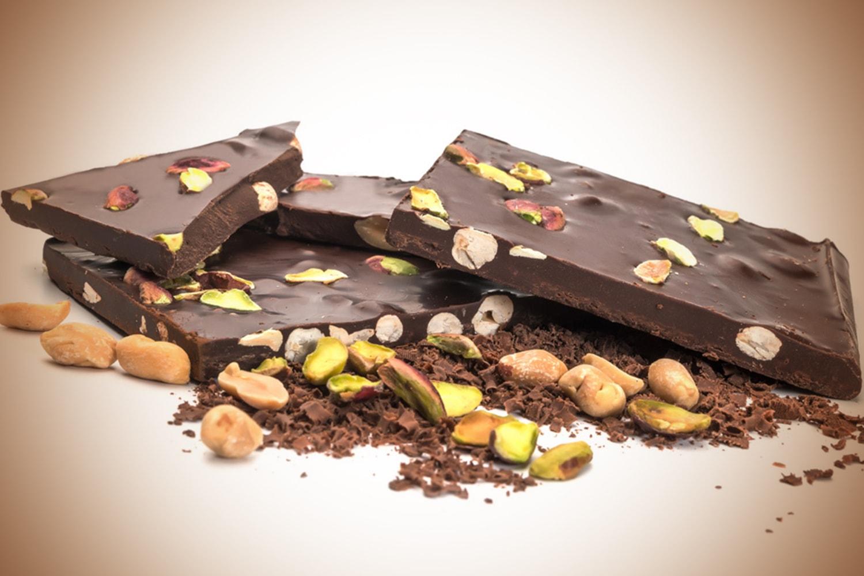 Υγείας φιστίκι - Dark chocolate peanut